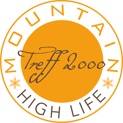 Logo Mountain High Life - Treff 2000